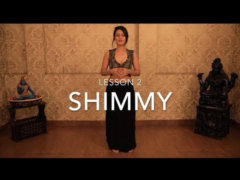 How to Shimmy with Meher Malik   Basic Beginner Belly Dance Tutorials