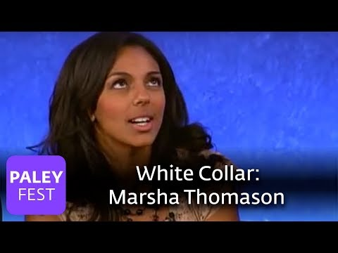 White Collar  Marsha Thomason's Return Paley