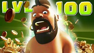 Clash of Clans - LEVEL 100 ATTACKS - MEGA LOOT!!! (Clash of Clans Attacks)
