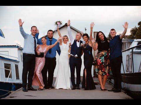 Anela \u0026 Miralem wedding movie