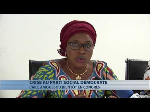 Politique : crise au Parti Social Démocrate : l'autre aile bientôt en congrès