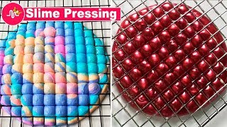 Slime Pressing - Most Satisfying Slime Musical.ly Compilation
