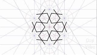 Geometrik Desenler Atölyesi - 3 - Geometric Patterns Workshop