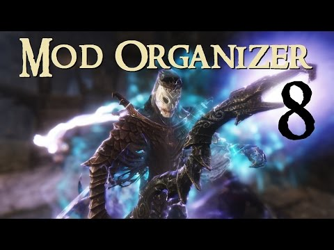 Mod Organizer #8 - Conflicts and Priorities
