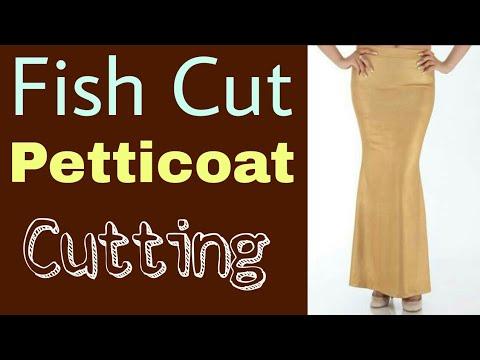 Fish Cut Petticoat