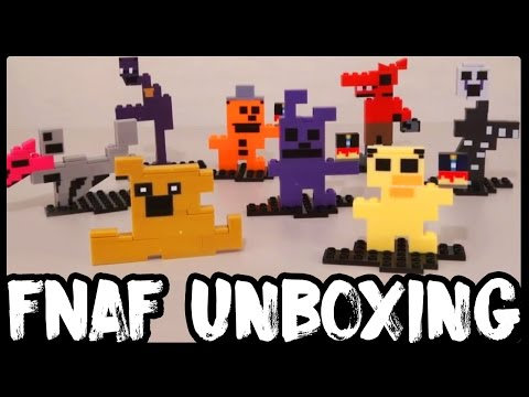 FIVE NIGHTS AT FREDDYS TOY UNBOXING Skylanders and TMNT Toys Review Puppet Steve Compilation 1