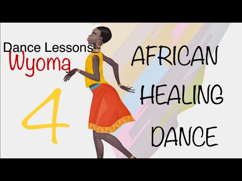 African Healing Dance/Wyoma and the dancers and Drummers of Damballa (4)