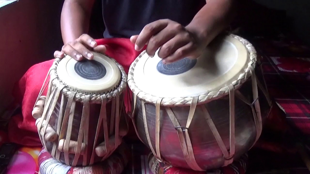 Keherwa Taal Part 06, Tabla Lesson # 35, Tutorial for beginners