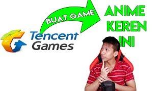 Akhirnya Tencent Membuat Game Anime Keren Ini ! Jadi Keren Banget Dong Pastinya !
