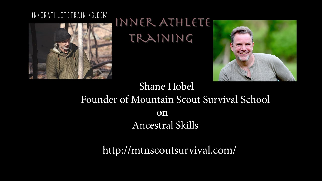 What you need to know about outdoor survival. Inner Athlete Training Podcast with Shane Hobel