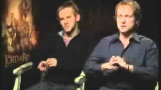 billy boyd sneezes in an interview