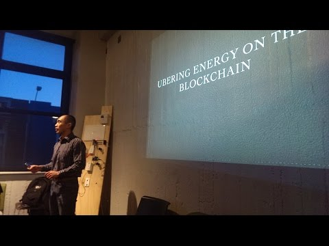 Ubering Electricity on the Blockchain