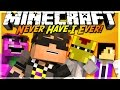 Minecraft   NEVER HAVE I EVER 2