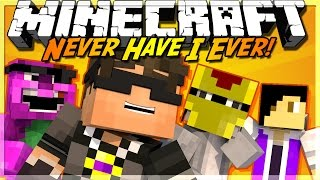 Minecraft : NEVER HAVE I EVER 2!