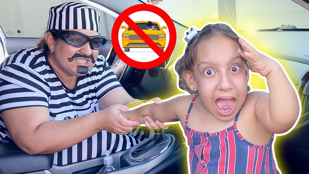 Regras de Segurança para Crianças | Maria Clara Learns the safety rules for children - MC Divertida