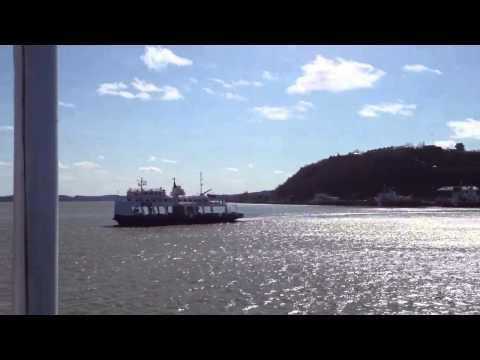 Levis-Quebec Ferry