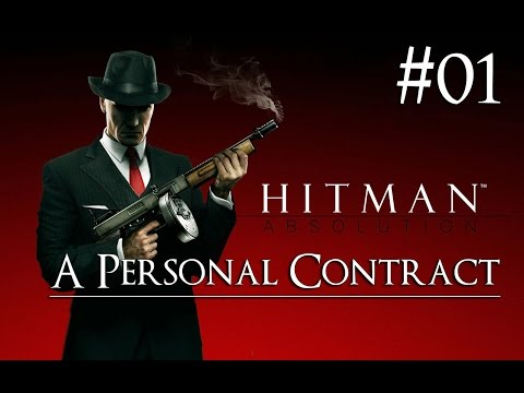 Hitman Absolution Pc I Full Movie I Purist Walkthrough Suit Only