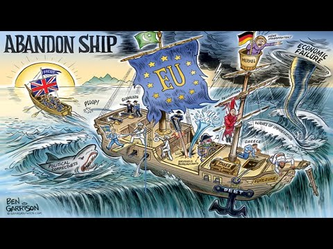 Europe is a 'Sinking Ship' - Unfolding World Events To Bring The Apocalypse