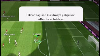 ONLINE MAÇ (Pes 2021 Mobile Gameplay)