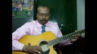 Sri ranga ranganathin guitar instrumental by Rajkumar Joseph.M