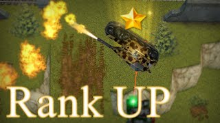 Tanki Online Rank UP [VOTW]