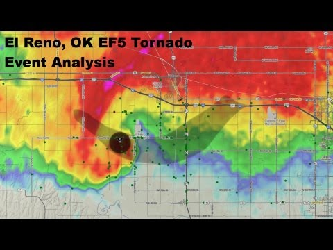 El Reno Tornado Analysis - Understanding A Chase Tragedy