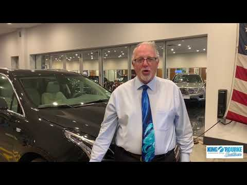King ORourke Reviews: Testimonial by Bill about a 2019 Cadillac XT5