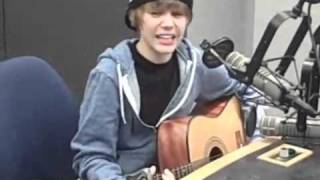 Justin Bieber One Time - acoustic