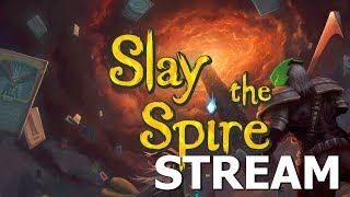 [STREAM] Slay the Spire | Say hi! Unmodded. Backseating allowed.