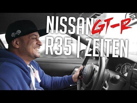 JP Performance - Nissan GT-R R35 | Zeiten messen!