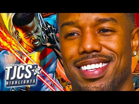 Michael B Jordan Developing A Separate Black Superman Project For HBO Max