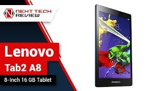 Lenovo Tab2 A8, 8 Inch 16 GB Tablet Navy Blue Product Review  – NTR