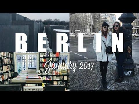 Berlin Vlog January 2017 | AmberlyRose