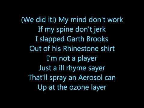 Eminem - Role Model lyrics