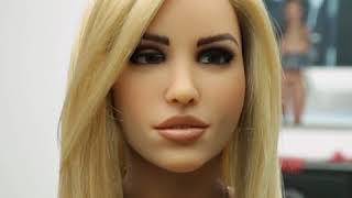 Как протестировали робота Хармони. «Секс-роботы» из «Мира Дикого Запада» уже протестированы. Видео