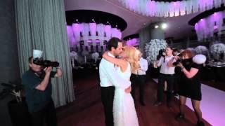Эксклюзивное видео с годовщины свадьбы Александры Савельевой и Кирилла Сафонова