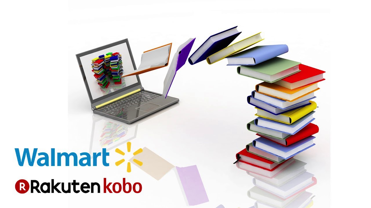 Kelly Borbridge RakutenKobo Walmart eBooks