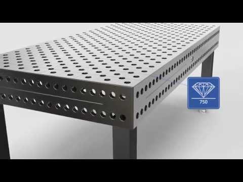 Siegmund Extreme-Schweisstisch Produktanwendung - 280020.X