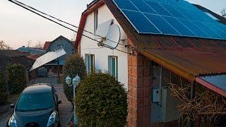 видео Как установить солнечную электростанцию для дома или дачи