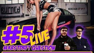 #KRSTDRFT Questions Live #5 Oleg Socka Drift thumbnail