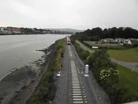 Belfast To Derry Train