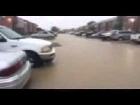 FLOODING TIFFANY CIRCLE TERRELL,TX