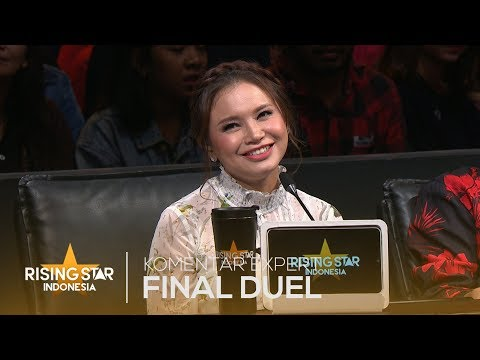 "Jacqueline Dan Rossa Nyanyi Lagu ""Breathe"" Lee Hi  