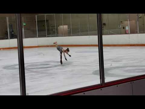 SamiGrace's Juvenile Short Program- Broadmoor Open 6/22