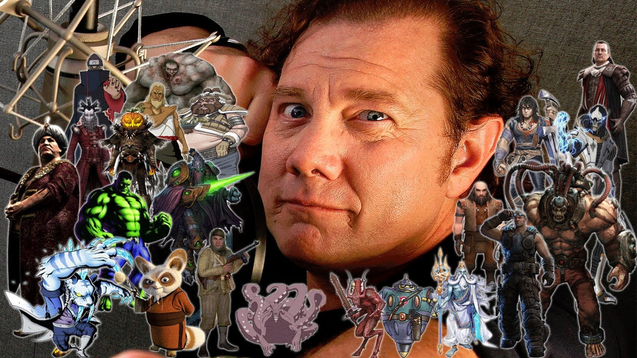 """The Many Voices of """"Fred Tatasciore"""" In Video Games - YouTube"""