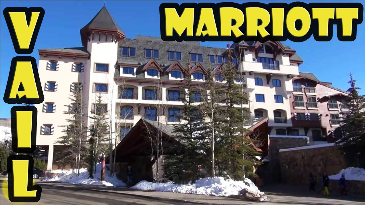 Marriott Vail Mountain Resort Spa Hotel