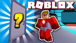 WHAT'S BEHIND THE SECRET DOOR IN HEROES OF ROBLOXIA?! (Missions 3 & 4 + SECRET!)