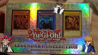 Yu Gi Oh! Legendary Collection Gameboard Edition Pack Opening - The Pulls are *******