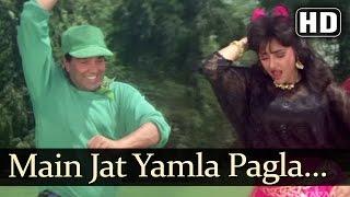 main-jat-yamla-farishtay-1991-songs-dharmendra-vinod-khanna-bappi-lahiri-hits