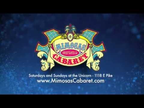 Mimosas Cabaret: Promo Video